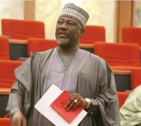 See why Dino Melaye was absent from court