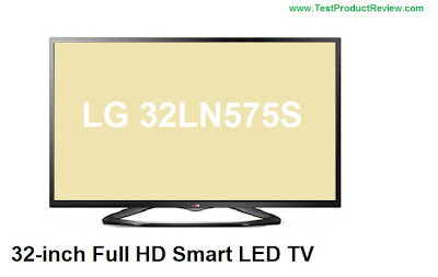 LG 32LN575S review
