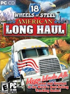 American of brasileiro haul steel mod long wheels 18 download