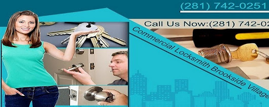 commerciallocksmithbrooksidevillagetx 77581