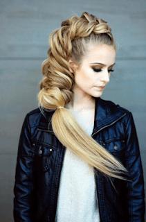 Model rambut panjang terbaru