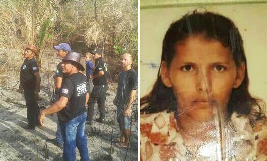 Mulher desaparecida em Presidente Vargas (MA) estava perdida na mata