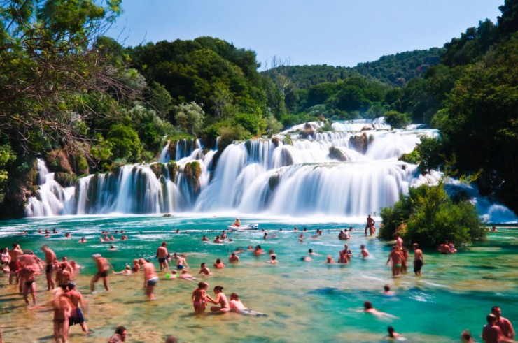 Top 10 Wonderful Destinations in Croatia - Explore Krka National Park