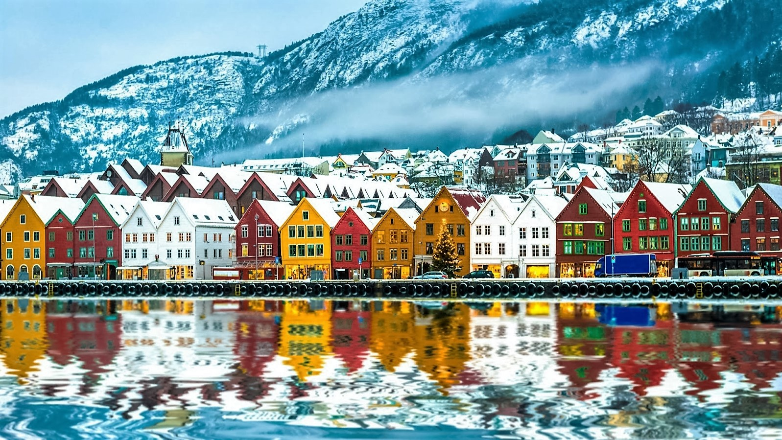 City, Lights and Love of Norway