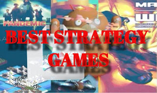 Games for strategy best