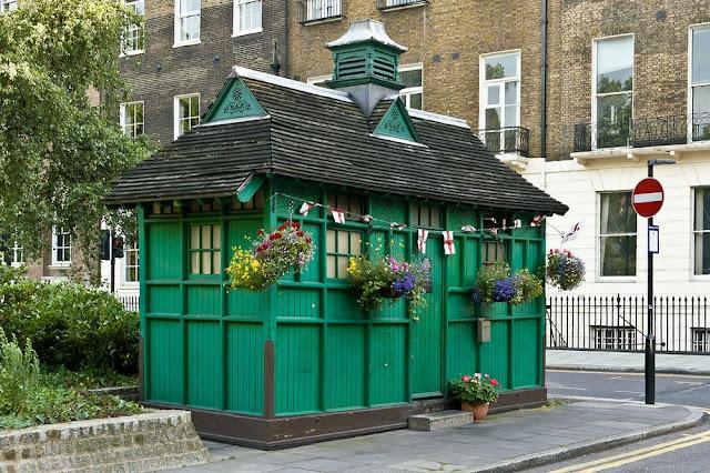 London Cabmen's Shelter