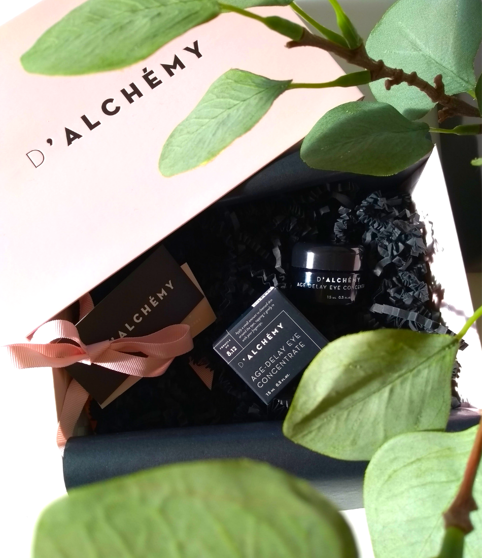 D`Alchemy, Age-Delay Eye Concentrate opinie
