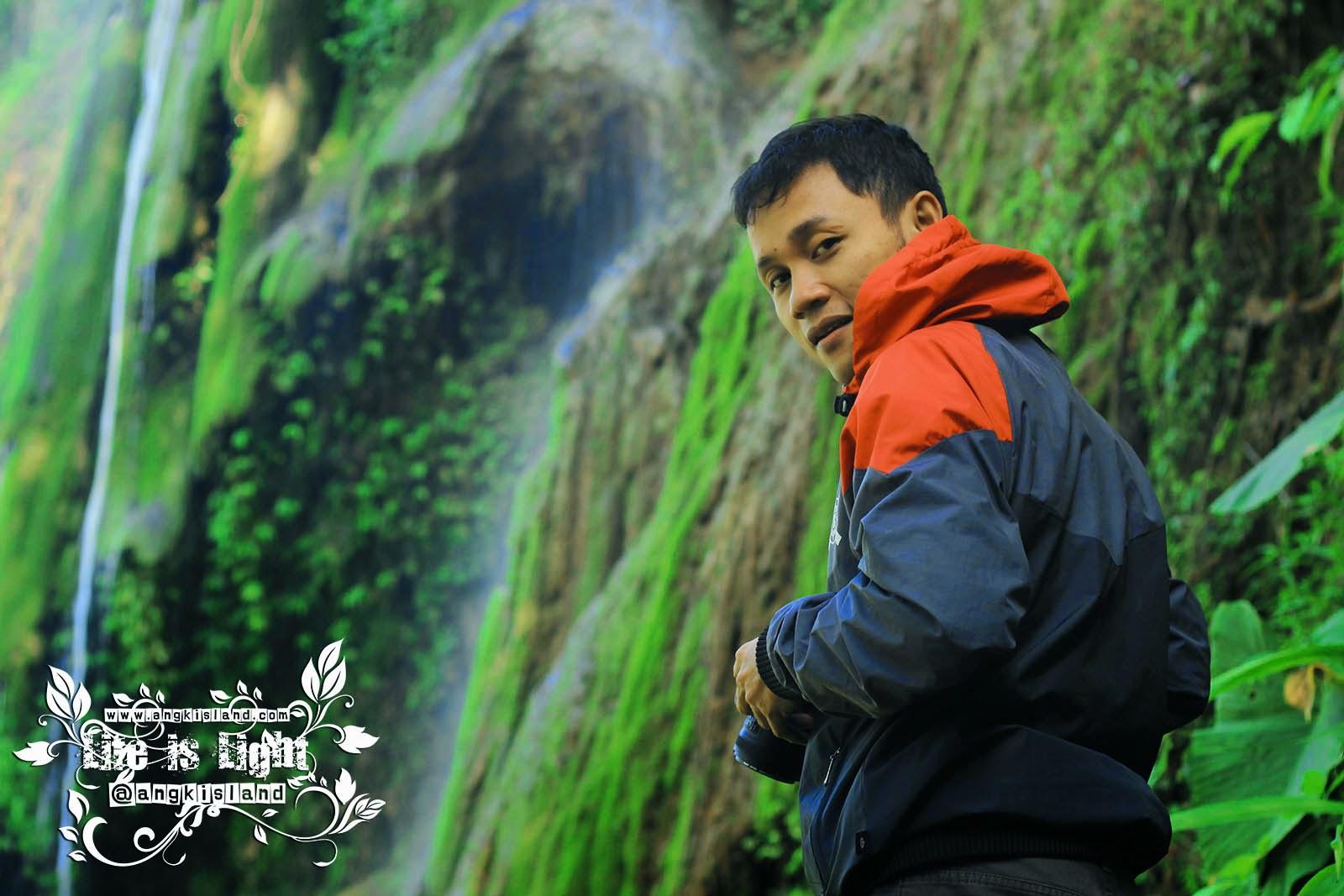 Air Terjun Sigembor dan fotografer