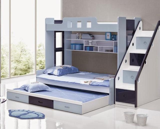 Giường tầng cho bé rẻ đẹp