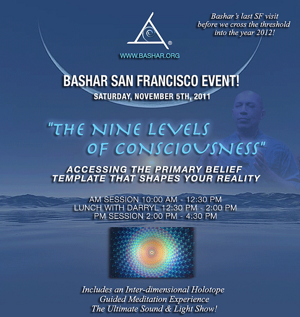 Bashar: The 9 Levels Of Consciousness | Stillness in the Storm