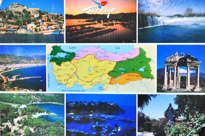 mapa turcji antalya