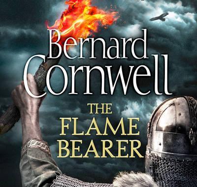 """The Flame Bearer"" by Bernard Cornwell"