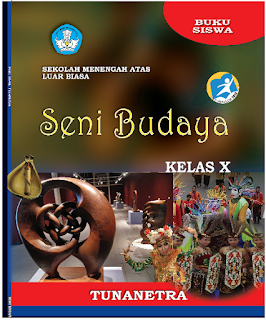 Buku Siswa - Seni Budaya Kelas 10 SMALB Tunanetra