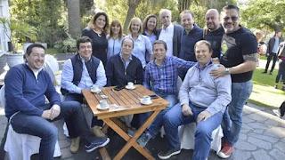 El intendente de Merlo, Gustavo Menéndez, y Fernando Espinoza no lograron acordar una lista de unidad. El 17 de diciembre serán las elecciones