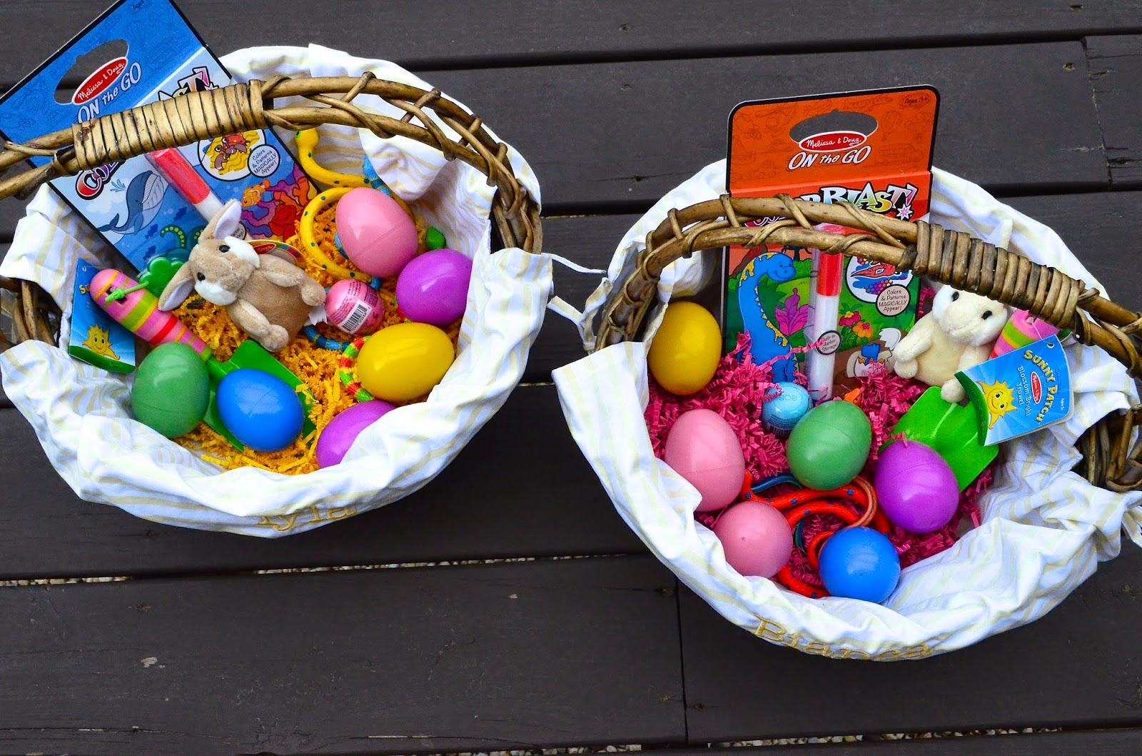 Eco Easter Basket Giveaway Closed