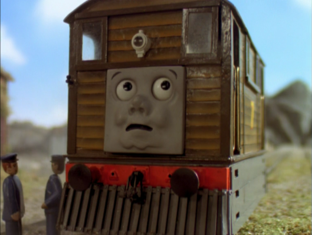 Tobys Faces Thomas And Friends