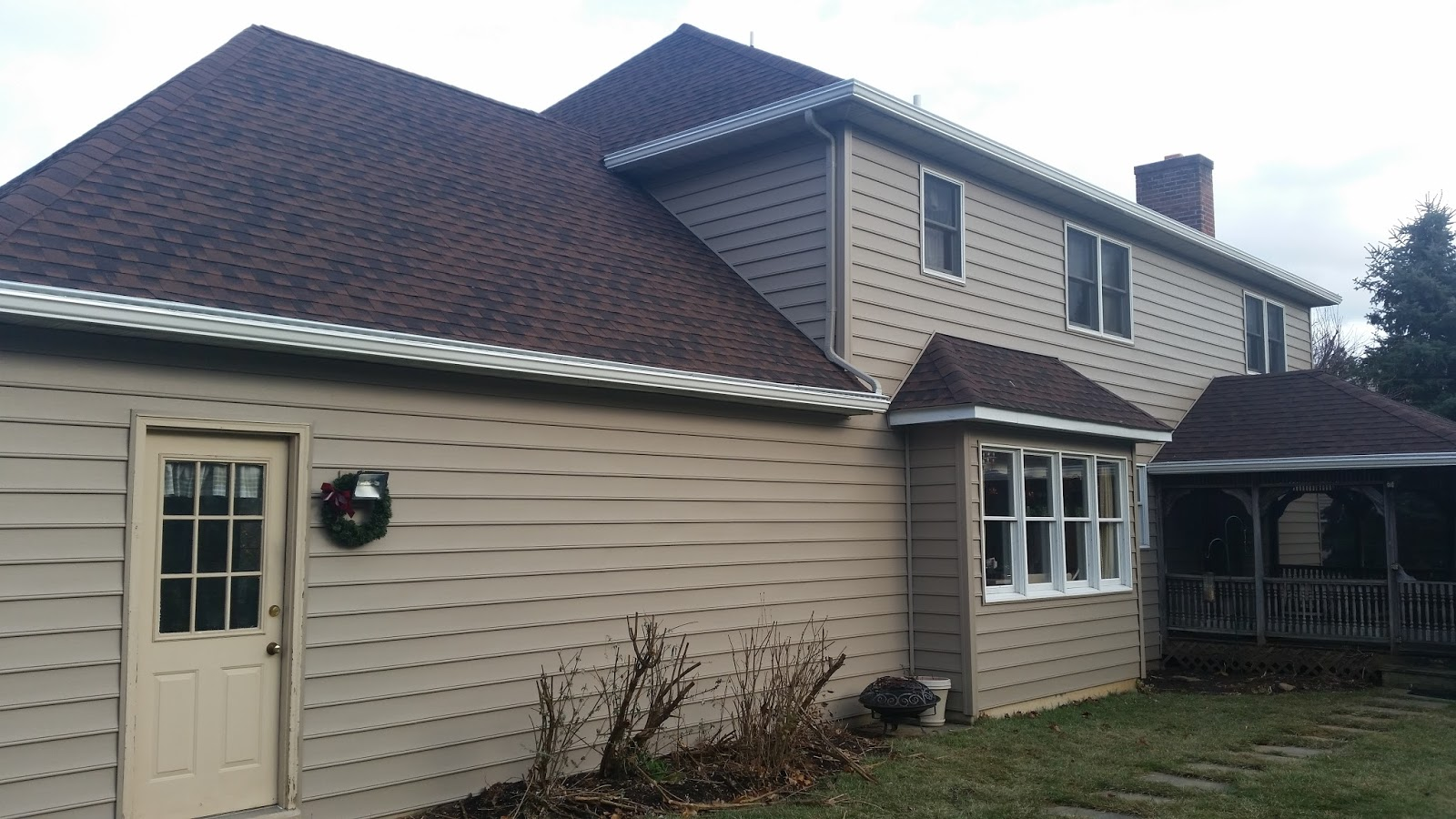 Jp construction services for Mid atlantic gutters and exteriors