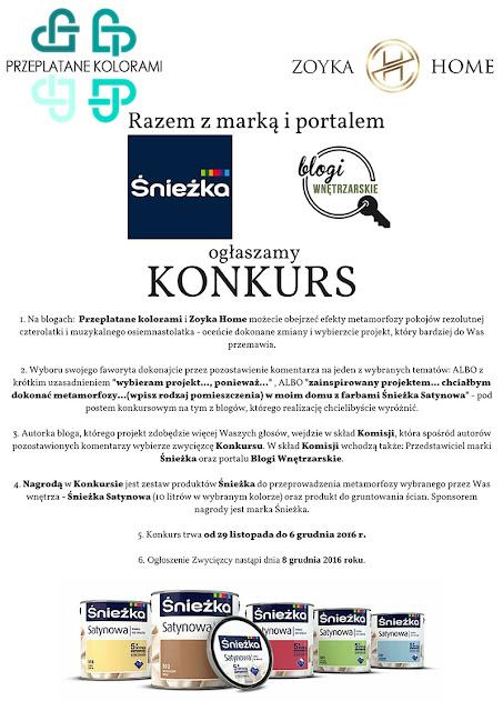 Finał Projektu Satynowego - KONKURS.
