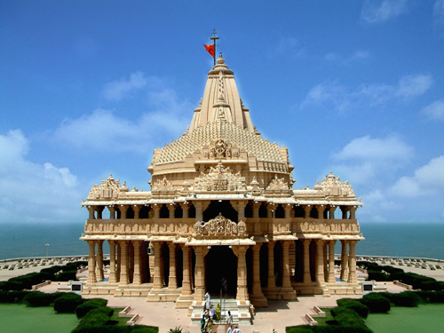 Somnath Temple - Symbol of enduring Hinduism