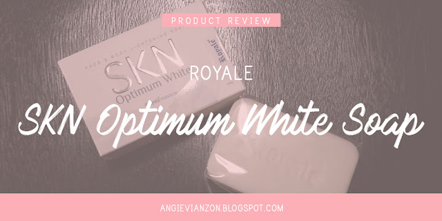 Royale SKN Optimum White Soap