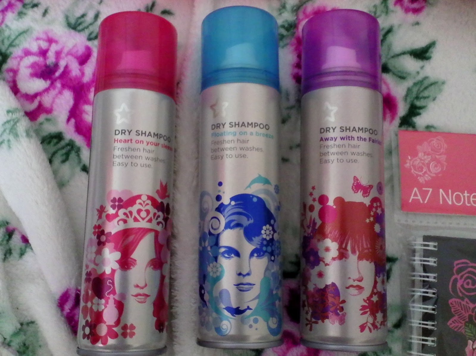 3eea01de171 3 x Superdrug Dry Shampoos was £1.99 each Now Buy 1 get 2 free!