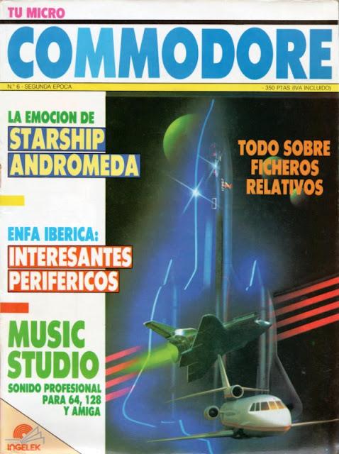 Tu Micro Commodore E2 #06 (E2 06)