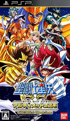 Review - Saint Seiya Omega: Ultimate Cosmo - Playstation Portable