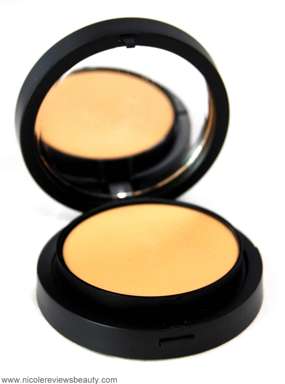Nicole Reviews Beauty: Youngblood Mineral Radiance Creme Powder Foundation in Barely Beige ...