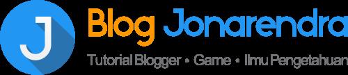 Blog Jonarendra