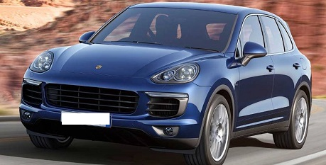 2017 porsche cayenne review suv crossover luxury. Black Bedroom Furniture Sets. Home Design Ideas