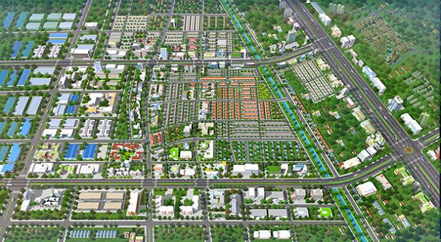 đất nền dự án richland city