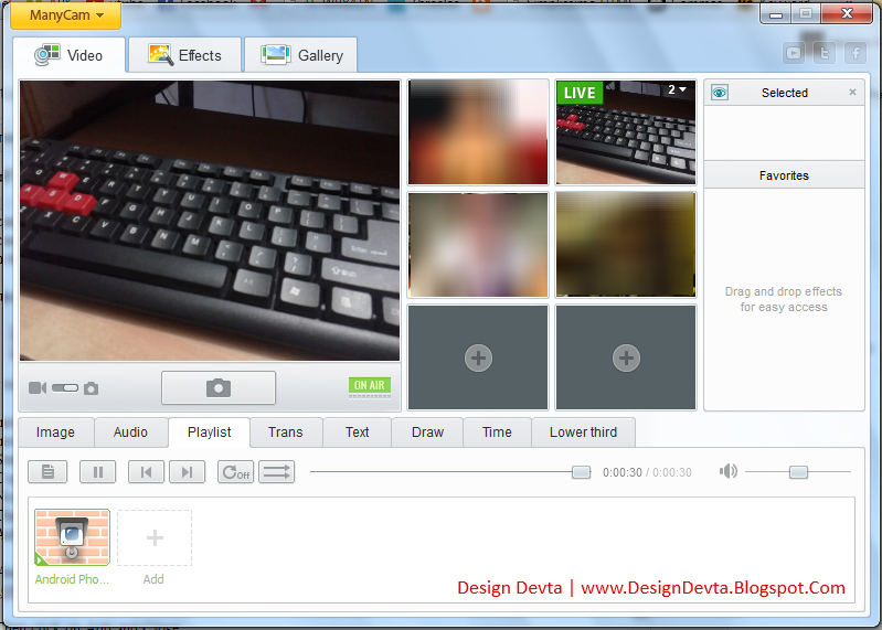 How to Use Smartphone as Webcam for PC?