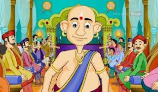 सम्राट कृष्णदेव राय का दरबार