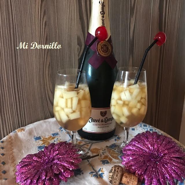 Cocktail o copa de cava for Copa de cava