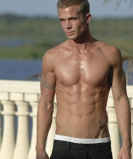 Cam Gigandet lean aesthetic muscle