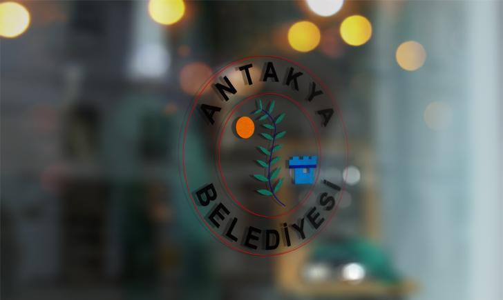 Hatay Antakya Belediyesi Vektörel Logosu