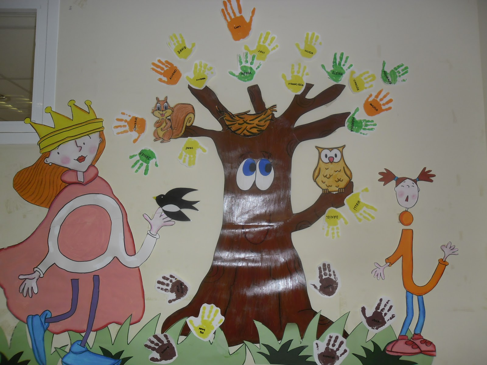 Recursos de educacion infantil for Comprar murales para pared