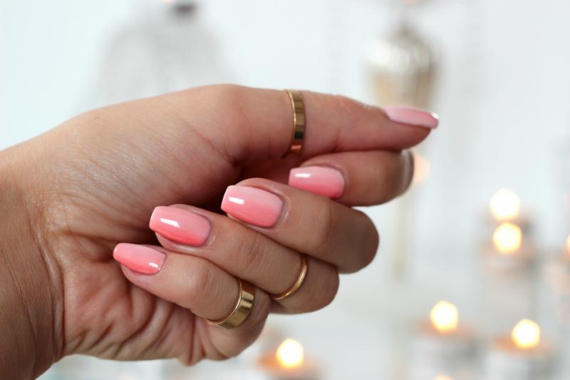 Delikatne Ombre Manicure Czyli Cieniowane Paznokcie Krok Po Kroku