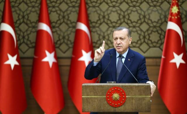 Ο Ερντογάν θέλει να γίνει χαλίφης της Νέας Μέσης Ανατολής