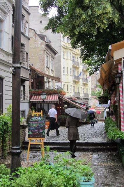 Belgrado, uitgaanswijk Skaderlija