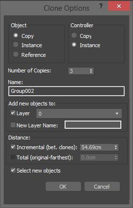CGTalk | [3ds Max script] miauu's Extended Clone Tool