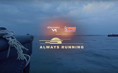 Discovery Channel e Dunkin' Donuts: 360º de sabor