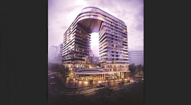 Skye Suites Siap Dibuka di Menara Vertikal di Kawasan Green Square