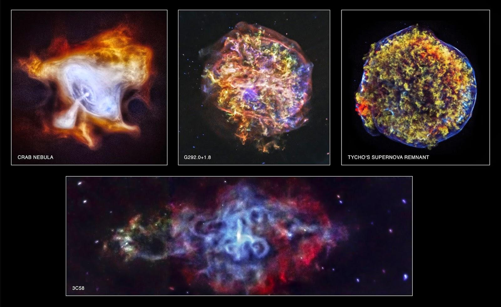 0ba612f9898 Observatório de Raios-X Chandra da NASA comemora 15 º Aniversário -  Mistérios do Universo