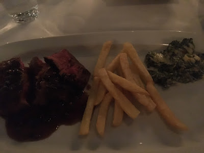 George, Prime Steak, Prague, Fine Dining, Food Bloggers,