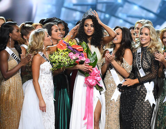 Chemist wins Miss USA 2017