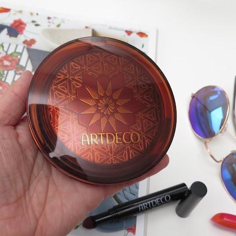 Artdeco magnum bronzing powder bronzantas*