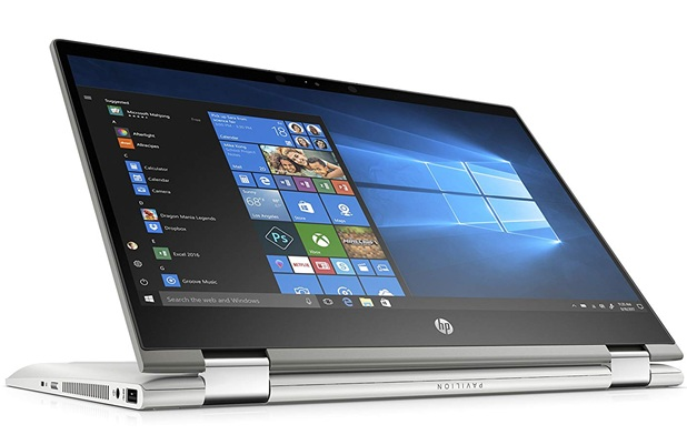 HP Pavilion x360 14-cd0011ns: portátil convertible de 14'' con gráfica GeForce MX130