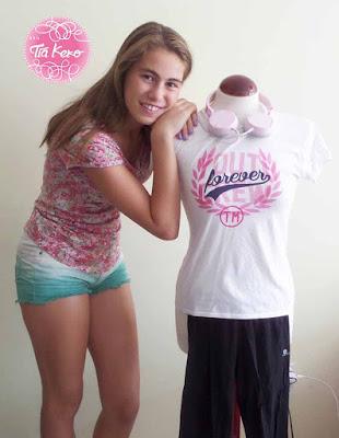 Los modelitos de Natalia