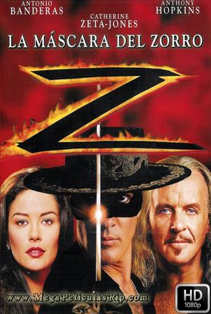 La Mascara Del Zorro [1080p] [Latino-Ingles] [MEGA]